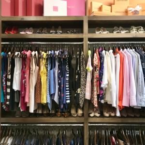 Closet Organizing