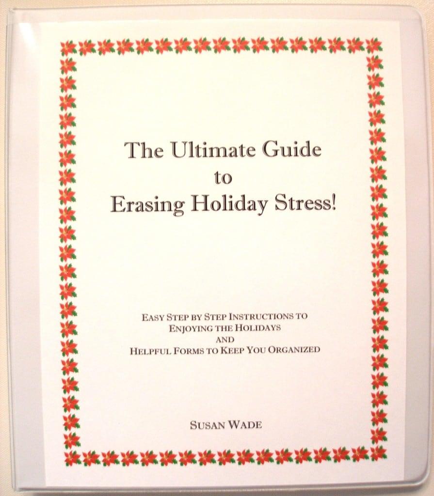 Erase Holiday Stress