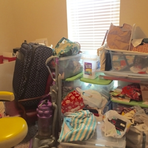 Home organizing wanted for craft room
