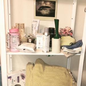 Bathroom needs an organizer in Spring Branch