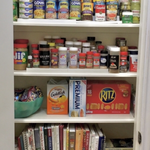 Pantry organization by organizers in League City, Texas