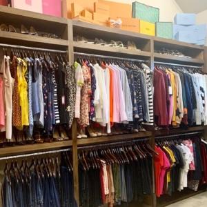 Closet organizing in Tomball