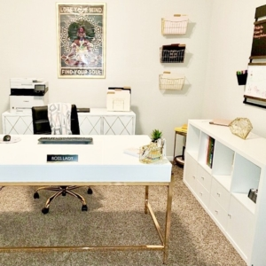 Home office by Humble personal organizer