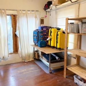 Storage room organized in Houston Heights