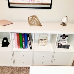Office by home organizer in Humble, Texas