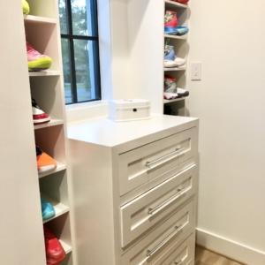 Teenager Closet Organizing