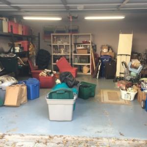 Garage organizing in Houston needed